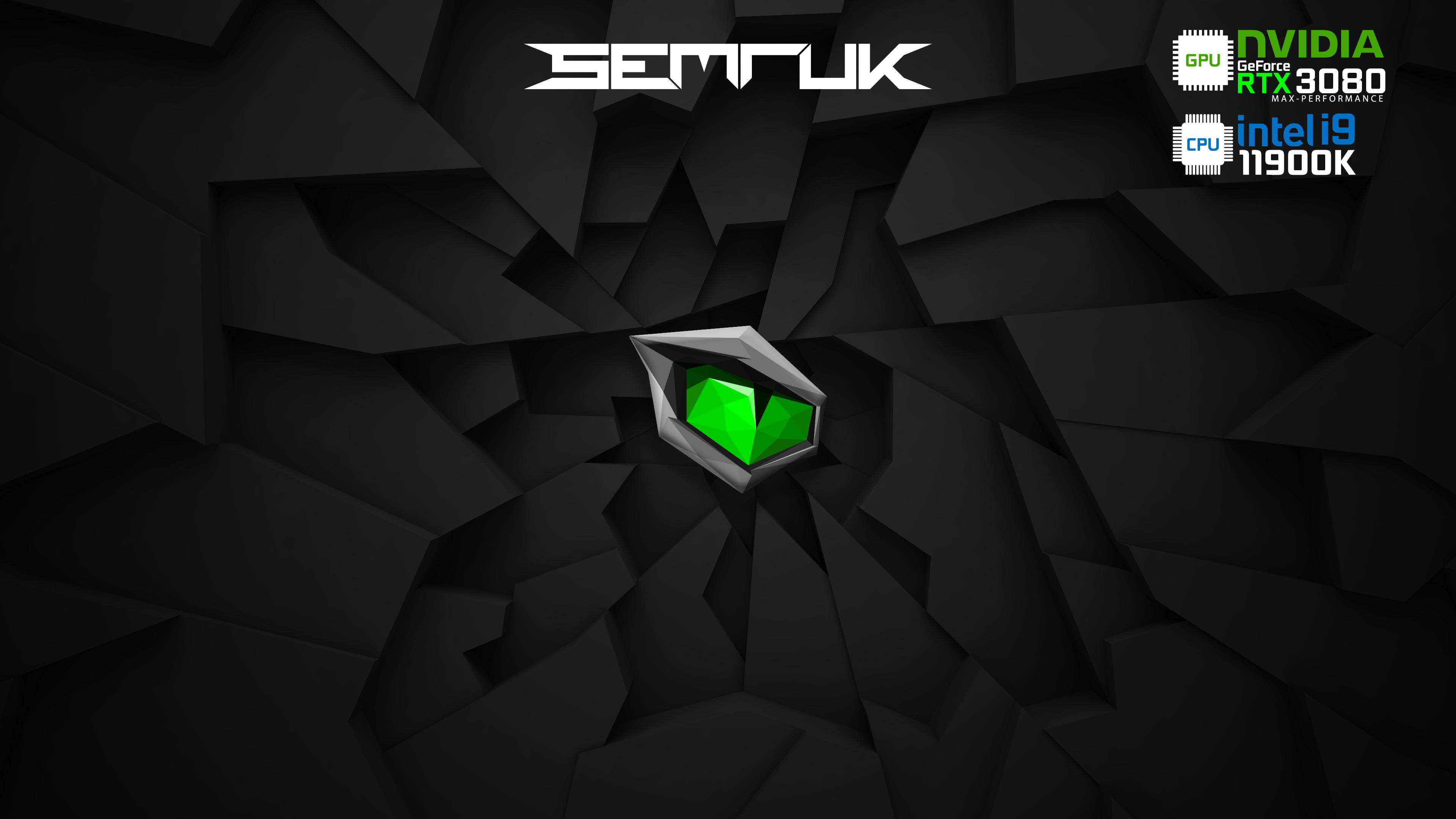 Monster - Semruk - 3080 - i9 - 11900k