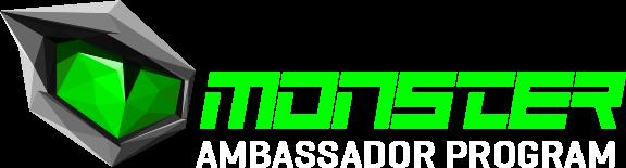 Monster Ambassador Program Logo